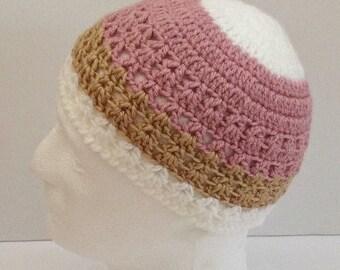 crochet beanie hat, crochet kids beanie, toddler beanie, crochet kids hat, girls hat, winter beanie hat, kids beanie,