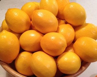 Meyer Lemon Vanilla Marmalade