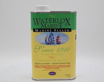 Waterlox Marine Sealer Finish