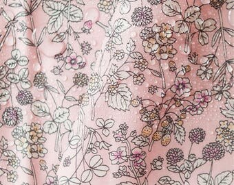 Laminated Cotton Fabric By The Yard