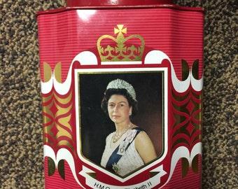 Silver Jubilee celebration Queen Elizabeth
