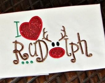 Christmas Applique Design Embroidery