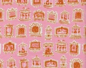Penny Arcade --Penny Arcade in Pink by Kimberly Kight for Cotton and Steel
