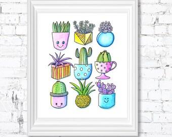 Happy Cacti 2