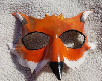 Fox Mask, Small