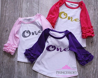 first birthday outfit girl - 1st birthday shirt - first birthday shirt - 1st birthday outfit - cake smash shirt - first birthday girl