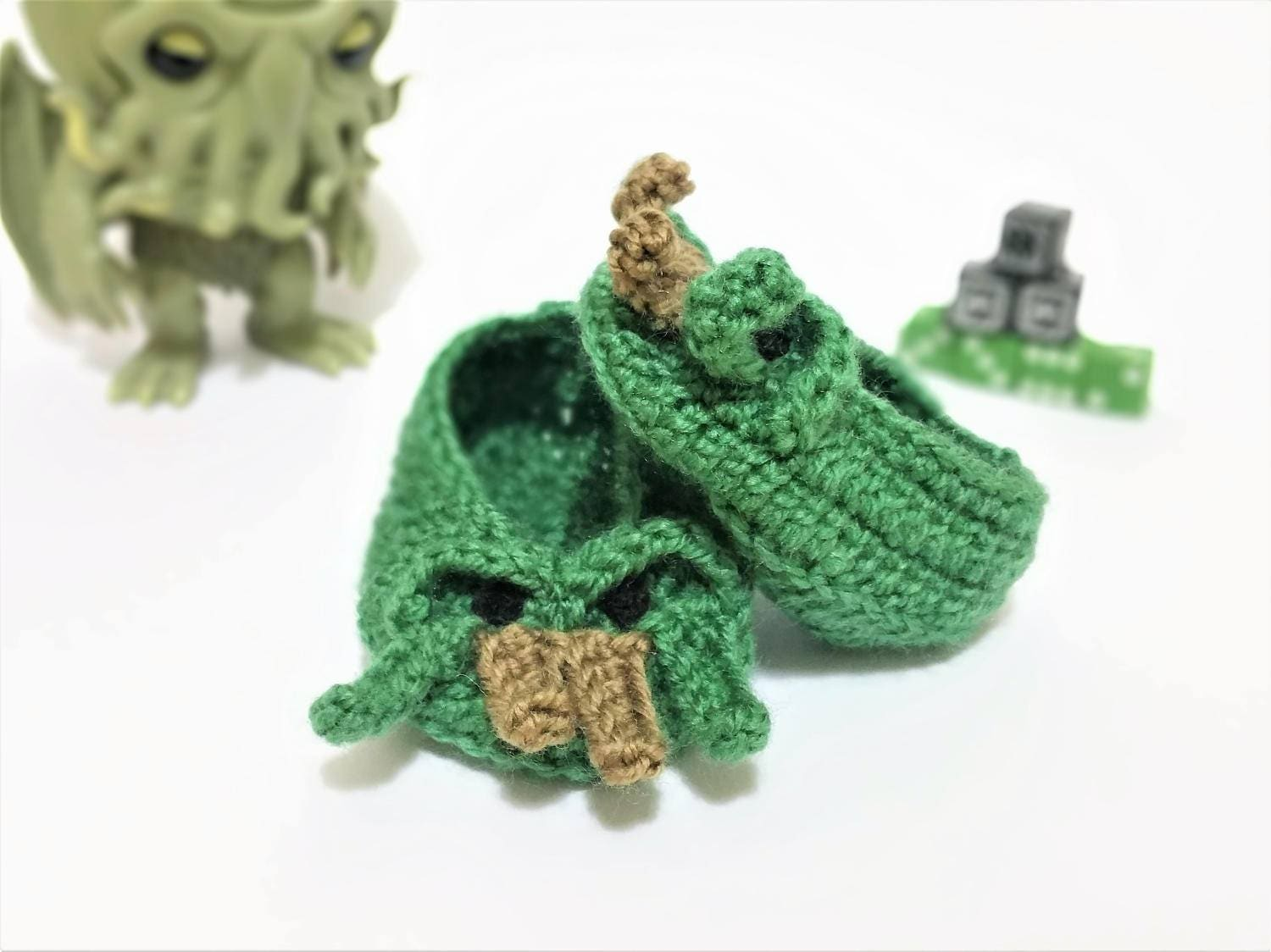 Cthulhu booties baby booties shoe boy girl lovecraft zoom bankloansurffo Choice Image