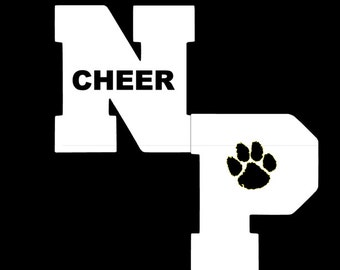 NP Cheer Leggings