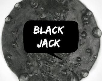 Black Jack Vegan Black Bath Bomb