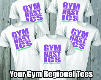 REGIONALS Your Gym Tee