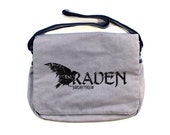 Indiana Jones The Raven Bar Vintage Canvas Despatch Bag