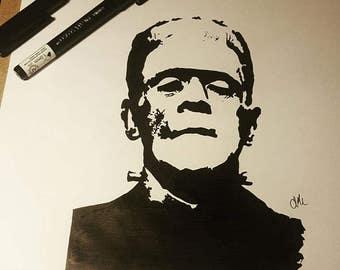 Frankenstein's Monster (Original)
