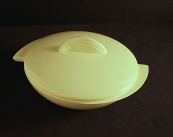 Vintage 1960's American Made Bowl with Lid