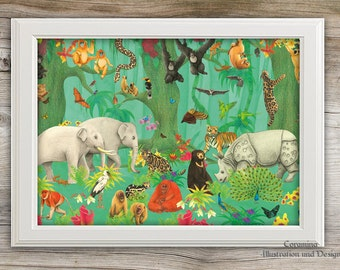Artprint India limited edition