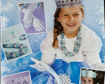 Ice Princess Crafts Instruction Book