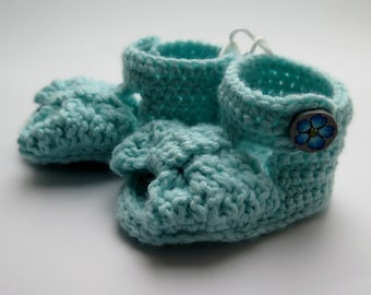 Lovely crochet Baby Sandals