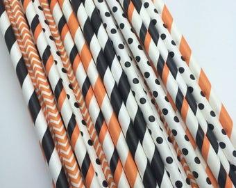 25pc Paper Straws #7
