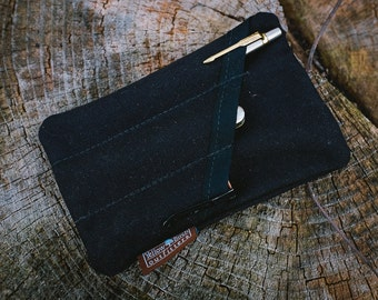The PocKit EDC Organizer- Classic Carry Black