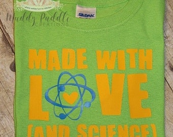 Made with love and science