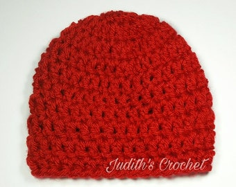 READY TO SHIP 0-3 mo. Red Hat