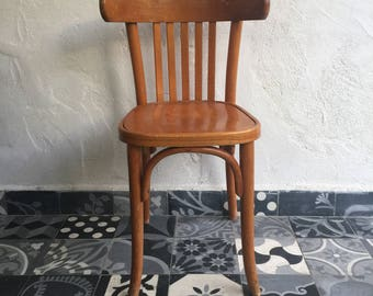 Office or bistro Chair blond wood