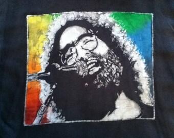 Rainbow Garcia Custom Batik Tshirt