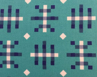Honor Roll Misguided by Anna Maria Horner for Free Spirit Fabrics