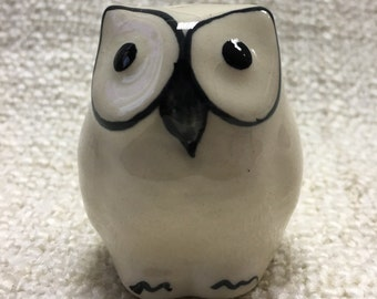 Cute Mini Owl Incense Holder
