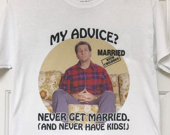 Married With Children Inspired T-Shirt