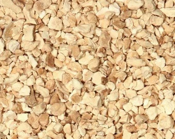 Orris Root, Peeled - Certified Organic
