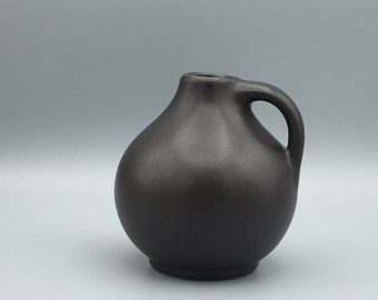 Eckhardt & Engler 2554 / 12 Mid Century Modern   handled vase   West Germany from the 1960s West Germany.