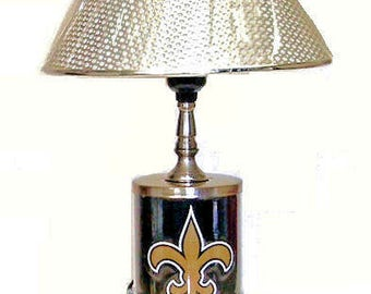 New Orleans Saints Table Lamp