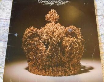 """Steeleye Span - Commoners Crown. Vintage Vinyl 12"""" Album."""