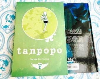 Tanpopo Vol 2 with Original Sketch