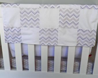 Baby Blanket - Minky Blanket - Baby Shower - Baby Gift - Nursery Decor