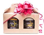Honey and Pollen Gift Set