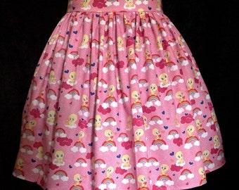 Tweetie Pie Skirt  (size UK 12/14)