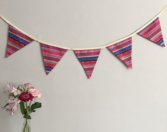 Aztec Bunting | Party | Wedding | Event | Home Decor