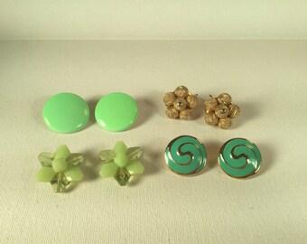 Limes Earrings Lot