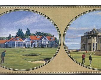 Golf GF7129 Wallpaper Border