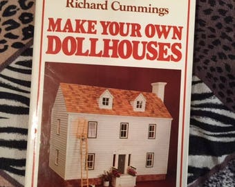 Make Your Own Dollhouse Book 1978