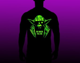 T-shirt Master Yoda / Star Wars.