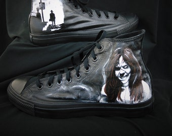 The Exorcist Converse High Tops