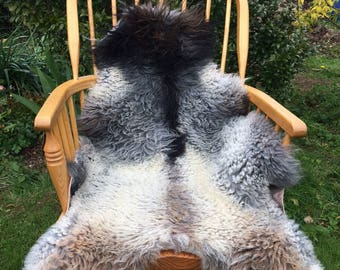 North Ronaldsay Rare Breed Natural Sheepskin