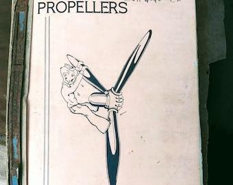 1944 Military Propeller Manual