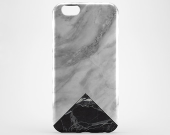 Marble iPhone 4 5 6 7 Case Phone Case Marble iPhone 7 Case Black Marble iPhone 6 Case White Marble Galaxy S6 S7 Case Marble Xperia Z3 Case