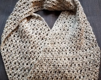 Wool Cowl - Infinity Scarf