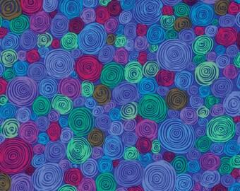 Rolled paper by Kaffe Fassett 100% cotton.  114cm wide.