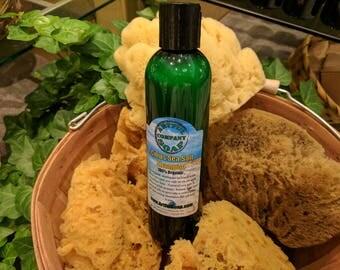 Citrus Sea Salt Shampoo, 100% Organic, Sea Salt Shampoo, Citrus Shampoo, Citrus Soap, Orange Soap, Lemon Soap, Lemon Shampoo, Organic.