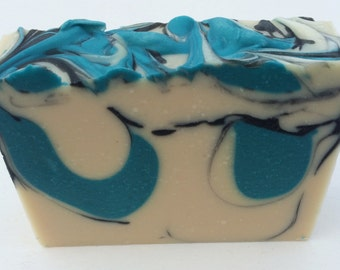 Gift for Him - Valentines Gift for Him - All Natural Gift - Cold Process Soap - Guy Gifts - Soap for Him - Homemade Soap - Fifty Shades